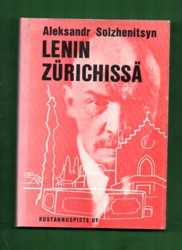 Lenin Zürichissä