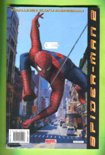 Spider-Man 2 -elokuvaspesiaali (Hämähäkkimies)