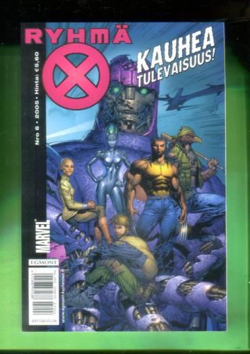 X-Men 6/05 (Ryhmä-X)