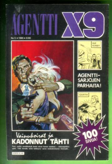 Agentti X9 5/85