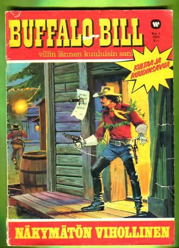 Buffalo Bill 3/74 - Näkymätön vihollinen