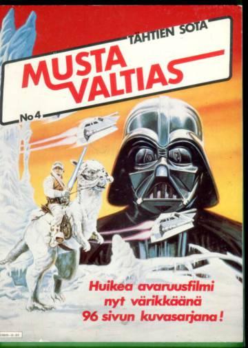 Tähtien sota 4 - Musta valtias (Star Wars)
