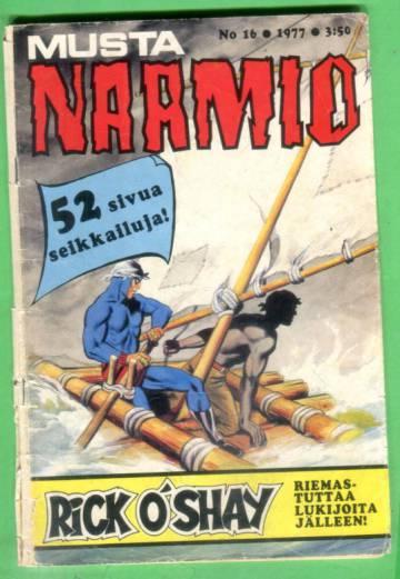 Mustanaamio 16/77