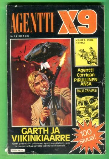 Agentti X9 9/86