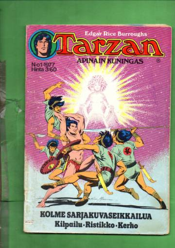 Tarzan 1/77