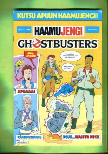 Ghostbusters - Haamujengi 3/89