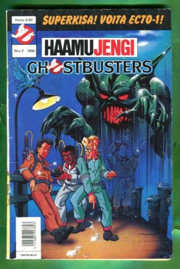 Ghostbusters - Haamujengi 7/90