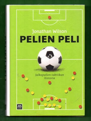 Pelien peli - Jalkapallon taktiikan historia