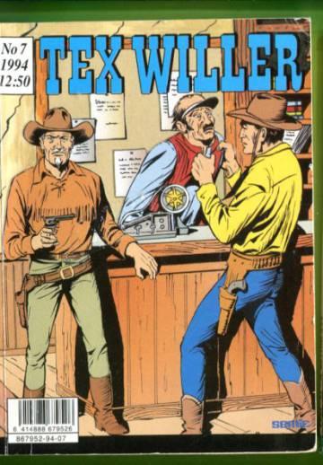 Tex Willer 7/94