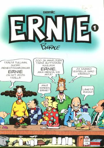 VARASTOTYHJENNYS Ernie 1