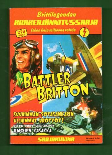Korkeajännitys 2E/05 - Brittilegendan Korkeajännityssarja: Battler Britton