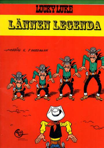 Lucky Luke - Lännen legenda