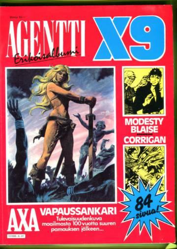 Agentti X9 -erikoisalbumi