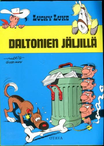 Lucky Luke 17 - Daltonien jäljillä