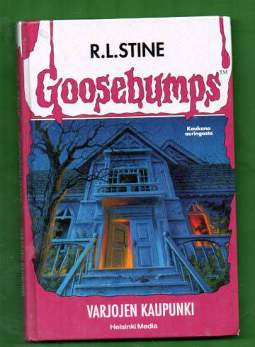 Goosebumps - Varjojen kaupunki