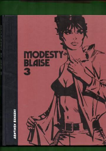 Modesty Blaise 3