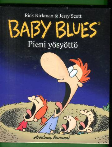 Baby blues - Pieni yösyöttö