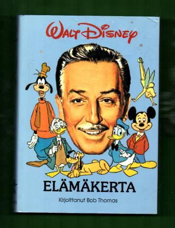 Walt Disney - Elämäkerta