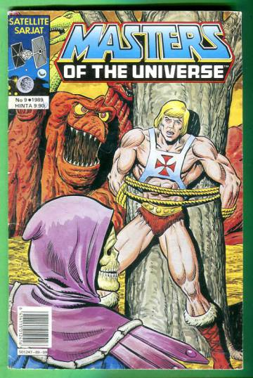 Masters of the Universe 9/89