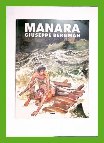 VARASTOTYHJENNYS Giuseppe Bergman - Giuseppe Bergmanin odysseia