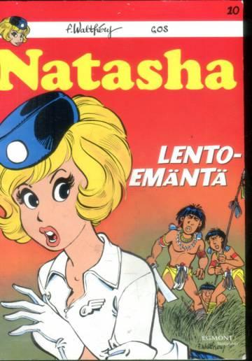 Natasha 10 - Lentoemäntä