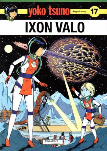 Yoko Tsuno 17 - Ixon valo