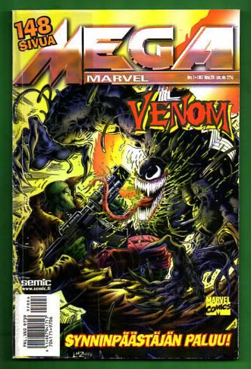 Mega-Marvel 6/97 - Venom