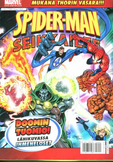 Spider-man seikkailee 2/06 (Hämähäkkimies)