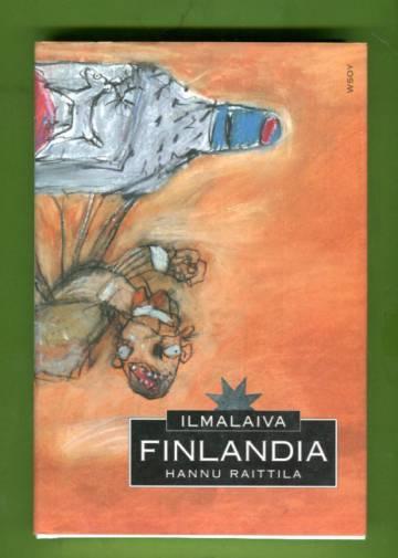 Ilmalaiva Finlandia - Novelleja
