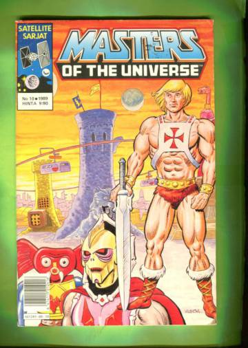 Masters of the Universe 10/89