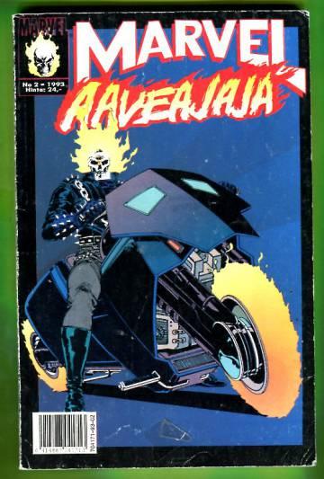 Marvel 2/93 - Aaveajaja
