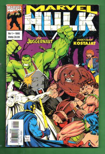 Marvel 1/95 - Hulk