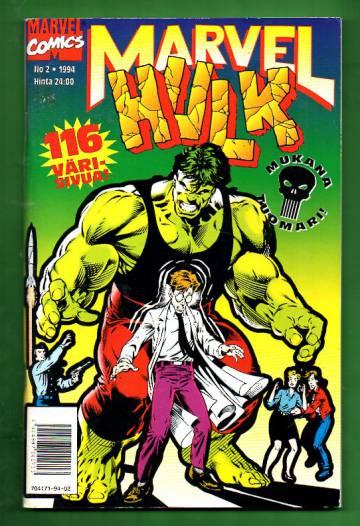 Marvel 2/94 - Hulk