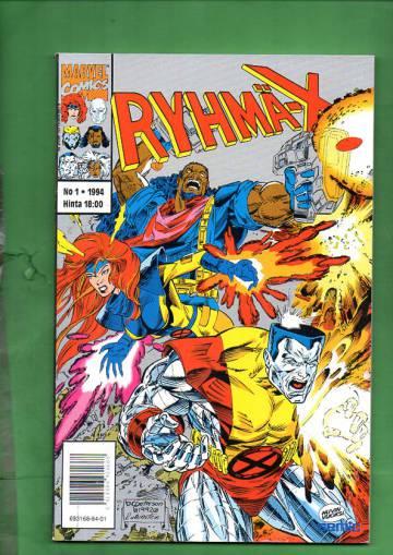 Ryhmä-X 1/94 (X-Men)