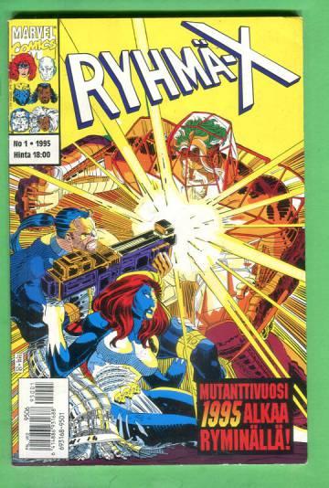 Ryhmä-X 1/95 (X-Men)
