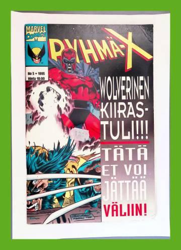 Ryhmä-X 5/95 (X-Men)