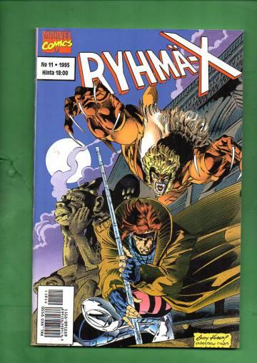 Ryhmä-X 11/95 (X-Men)