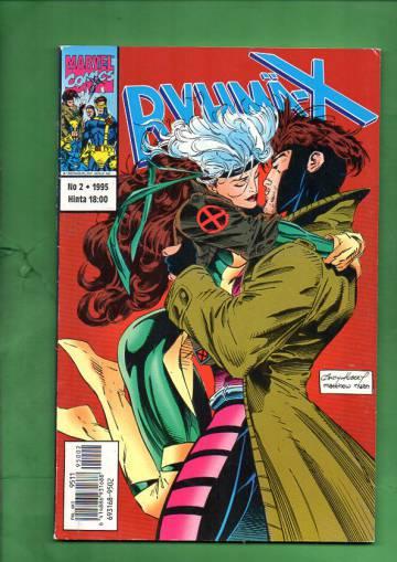 Ryhmä-X 2/95 (X-Men)