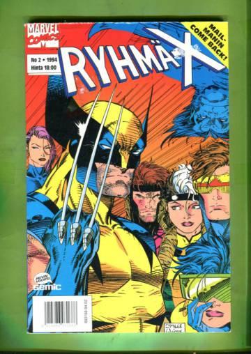 Ryhmä-X 2/94 (X-Men)