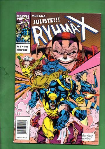 Ryhmä-X 6/94 (X-Men)