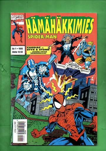 Hämähäkkimies 1/95 (Spider-Man)