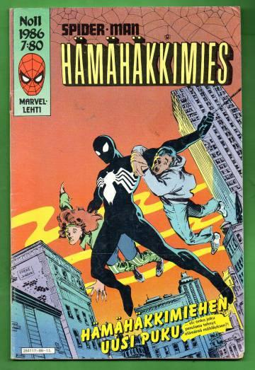 Hämähäkkimies 11/86 (Spider-Man)