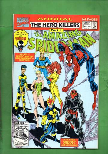 The Amazing Spider-man annual vol 1 #26 92