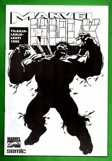 Marvel-tilaajalahjalehti 1995 - Hulk