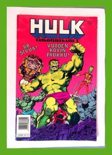 Hulk-erikoisjulkaisu 1/89
