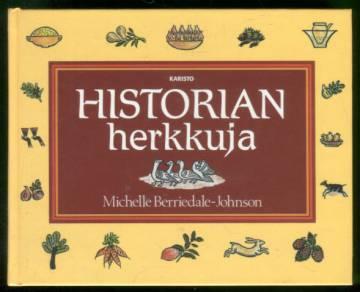 Historian herkkuja - British Museumin keittokirja