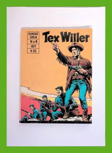 Tex Willer 4/77