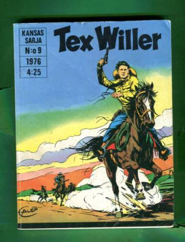 Tex Willer 9/76