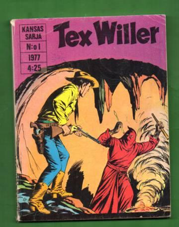 Tex Willer 1/77