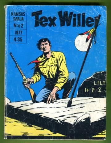 Tex Willer 2/77